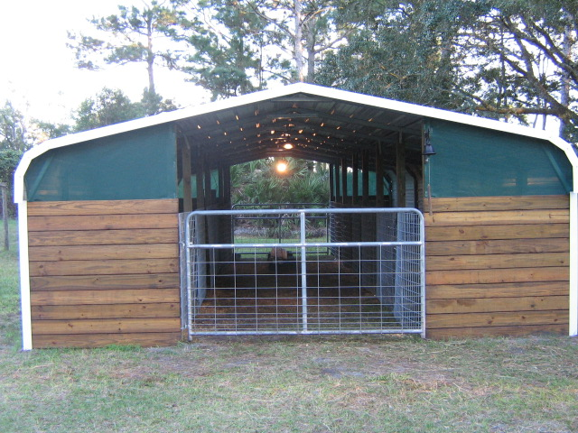 Small Goat Barn Plans
